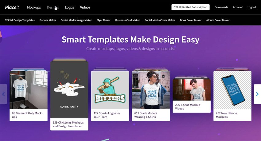 placeit poster creator
