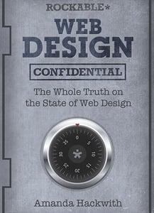 Web design confidential amanda hackwith