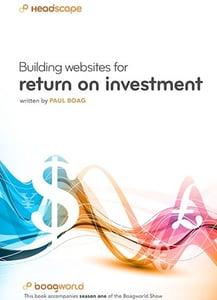 Buildingwebsitesforreturnoninvestment