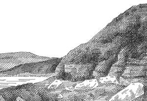 Crosshatch landscape preview image