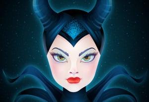 Maleficent by yuzach tutsplus 400