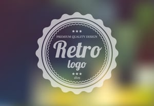 Retro stickers tutorial400