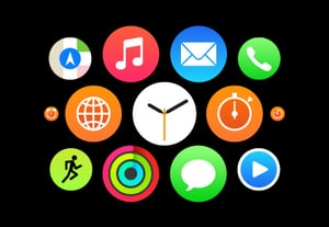 Apple watch icons