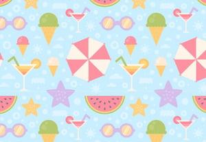 35 affinity summer seamless pattern400