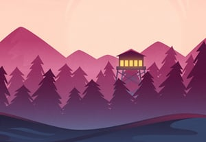 36 firewatch wallpaper affinity designer ipad