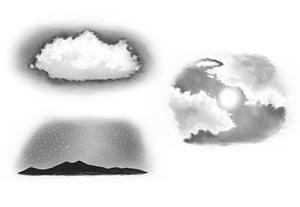 Draw sky prev min