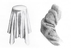 How to draw fabrics prev min