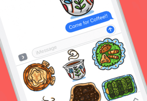 Preview tut illustrator cc imessage stickers by miss chatz