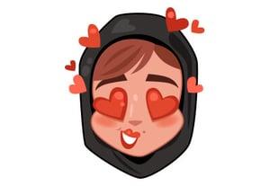 Preview tut july 2017 khaleeji woman emoji misschatz