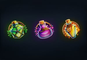 Potion all preview