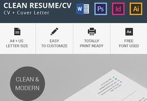 Resume templates 2018