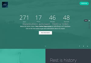 Html5 landing page preview