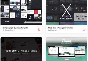 Webinar presentation tips preview