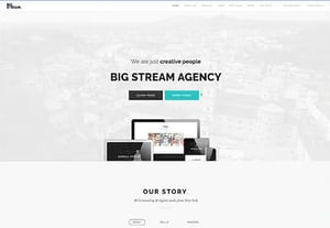 Converting landing pages