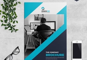 Indesign brochure templates preview