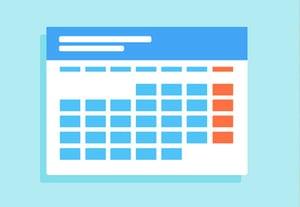 Tutsplus calendar