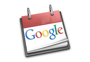 Calendar in osx and google 00