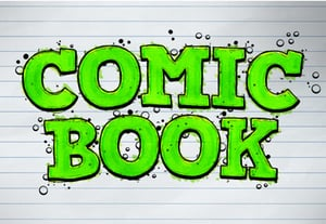 Comic book thumb