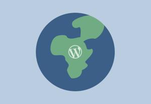 International wordpress
