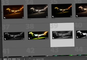 Virtual copy preview image