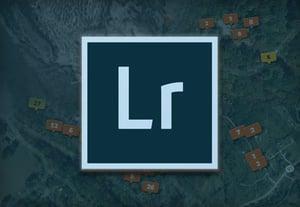 Lr maps icon
