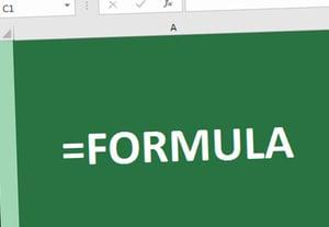 Formula basics