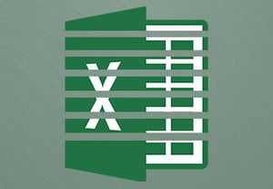 Excel sliced