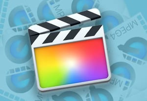 Import video fcpx