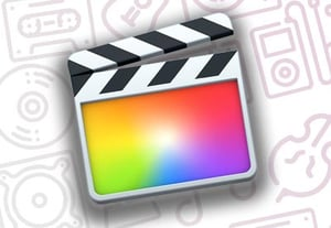 Fcpx audio icon