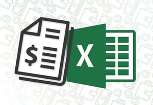 Excel invoicing icon size