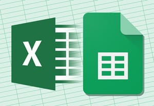 Excel sheets icon