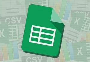 Sheets hub icon
