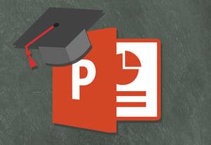 Pptx educational icon
