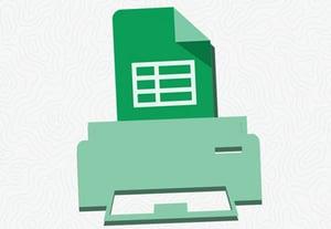 Sheets printing icon