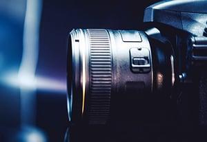 Prime lens icon