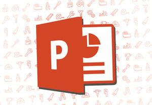 Customize powerpoint icon size