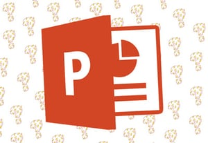 What is powerpoint icon