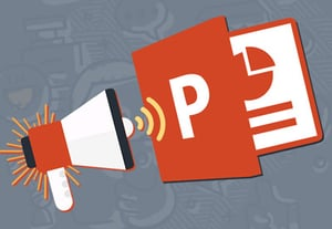Marketing powerpoint icon