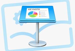 Keynote image icon