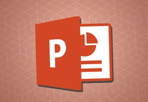 Powerpoint title slide icon