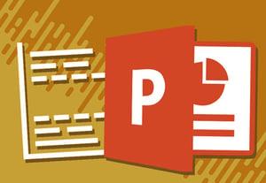 Pptx gantt icon
