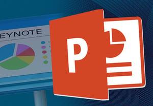 Pptx to keynote icon