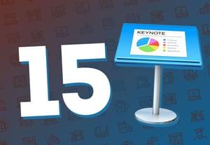 15 keynote tutorials icon