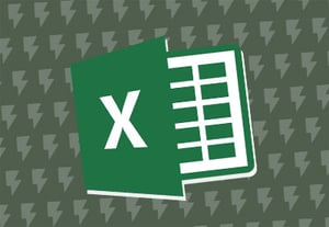 Excel record macro icon