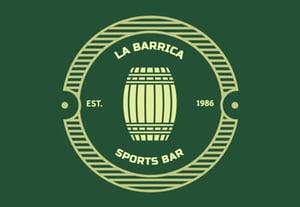 Bar logo preview