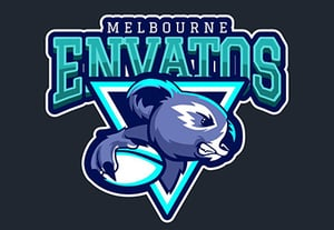 Envato placeit sports logo