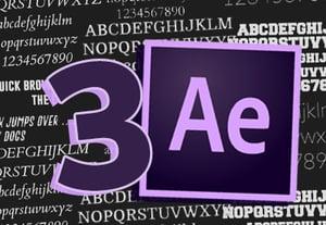 3 ae text