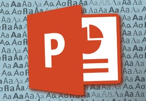 Pptx typography