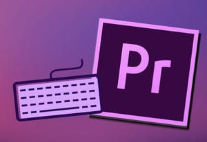 Premiere keyboard shortcuts