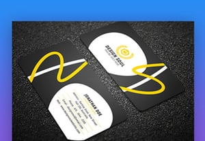 Free biz card